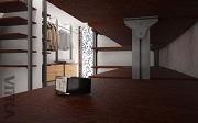 Интерьер гардероба 11
