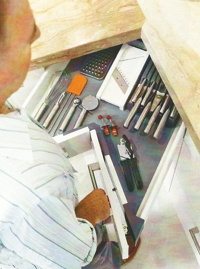 Ящик Тандембокс под мойку