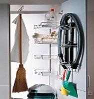 Наполнение для хозяйственных шкафов