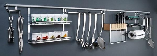 Рейлинги для кухни - LINERO-2000