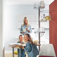 Барные стойки на кухне