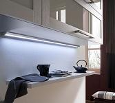 Линейные светильники для мебели