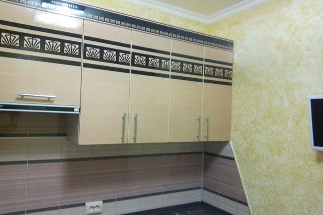 Кухня с фартуком SP-021