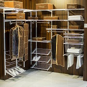 Модульная гардеробная система STARK